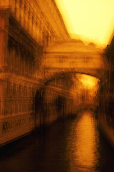 Seufzerbrücke, Bridge of Sighs
